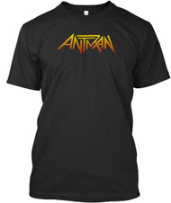 Metal|Comics - Ant-Thrax (Ant-man / Anthrax) - Mens - T-shirt
