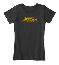 Metal|Comics - Ant-Thrax (Ant-man / Anthrax) - Womens T-shirt