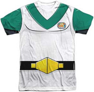 Voltron - Pidge Costume Front - Mens Sublimated Tee