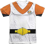 Voltron - Hunk Costume Front - Mens Sublimated Tee