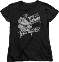 Ted Nugent - Madman - Womens - T-shirt
