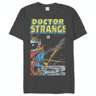 Dr. Strange - Into Space - Mens T-shirt