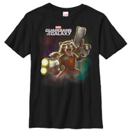 Guardians of the Galaxy - Complex Space - Youth T-shirt