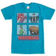 Inhumans - Royals - Mens T-shirt