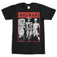 Inhumans - Tri Inhuman - Mens T-shirt