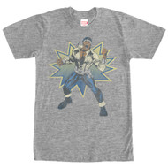 Luke Cage - Power Man - Mens T-shirt