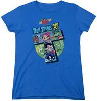 Teen Titans Go | T | Womans Tee