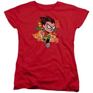 Teen Titans Go | Robin | Womans Tee