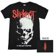 Slipknot | Skull and Tribal | Mens T-shirt