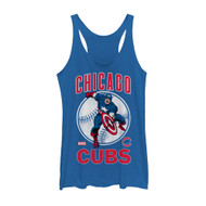 Marvel   MLB   Chicago Cubs   Cubs Baseballcap   Tank