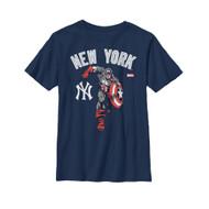 Marvel   MLB   New York Yankees   City Champ   Youth T-shirt