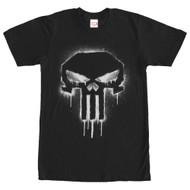 Punisher | Spray Paint | Men's T-shirt