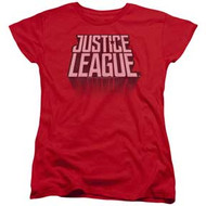 Justice League (Movie) | League Distressed | Women's T-shirt