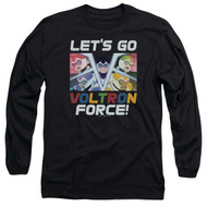 Voltron : Legendary Defender | Lets Go | Longsleeve