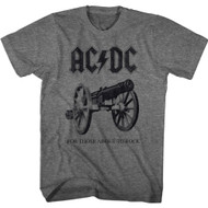AC/DC | About To Rock Again | Men's T-shirt