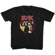 AC/DC | Highway To Hell Circle | Youth Tee