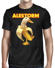 Alestorm | Banana Duck | Men's T-shirt