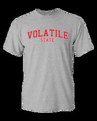 Volatile   State   Men's T-shirt