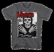 Misfits   All Ages Skeleton   Men's T-shirt