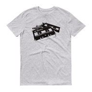 Volatile | Mix Tape Cassette | Men's T-shirt