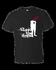 Bleed The Dream   Logo   Men's T-shirt