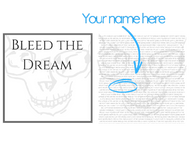 Bleed The Dream   New EP