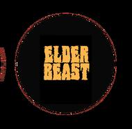 Elder Beast   Logo   1.25 inch pin
