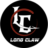 Long Claw | Disc | 1 inch pin