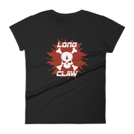Long Claw | Skull | Woman's Tee