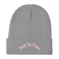 Bleed The Dream | Logo | Beanie | Grey