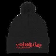 Volatile Snowboards | Logo| Beanie