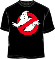 Ghostbusters - Ghost Logo - Mens - T-shirt