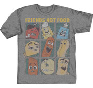 Sausage Party - Friends Not Food