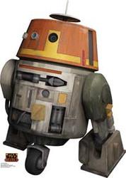 Star Wars Rebels Chopper Cardboard Stand Up