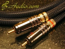 Professional Audio RCA Interconnection Cable -Tube Amp
