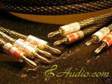 Professional Audio Grade Speaker Cable -Tube Amp