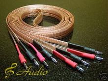 Professional Audio Grade Flat Ribbon Speaker Cable
