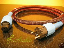 Professional Audio Equipment European Power Cable