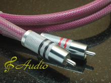 HT Series Professional Audio RCA Interconnection Cable