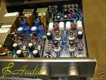 High-End Tube Pre-Amp - An Upgraded design from Marantz 7