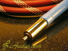 Hi-End Audio RCA Digital/Audio Coaxial Cable -Tube Amp