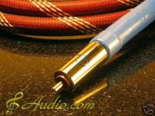 Hi-End Audio RCA Digital/Audio Coaxial Cable -Tube Amp