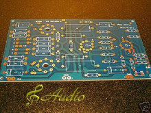 EL34 Tube Amp Bare PCB - Upgraded design of Jadis JA30