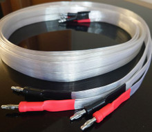 Reference Grade - Silver Flat Ribbon Speaker Cable