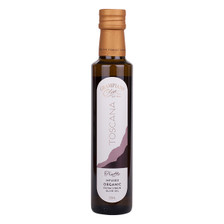 Truffle infused organic cold pressed extra virgin olive oil