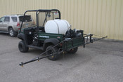 65 Gallon - 11 Tip Breakaway Booms - Steel Frame - Spray Gun and Hose -