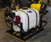 100 Gallon Pest Control Unit - D30 Pump