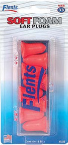 Flents Soft Foam Ear Plugs 4 Pair