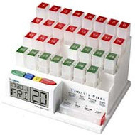 Complete MedCenter System-clock/timer-31 day organizer.