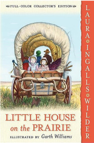 Little House on the Prairie  color